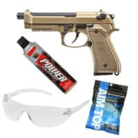 G&G GPM92 GBB Airsoft Sparpaket