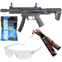 King Arms AG-229 Airsoft Sparpaket