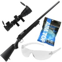 Well Sniper Airsoft economy package