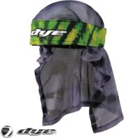 Dye Paintball Head Wrap (Tie Dye)