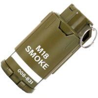 Airsoft Federdruck Handgranate - Typ M18 Smoke Grenade