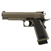CYMA CM.128 AEP Airsoft Pistole Komplettset (tan)