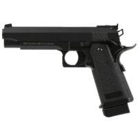 CYMA CM.128 AEP Airsoft Pistole Komplettset (schwarz)
