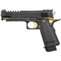 Tokyo Marui Hi-Capa 5.1 Gold Match GBB Airsoft Pistole