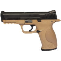 WE M&P GBB Airsoft Pistole (tan)