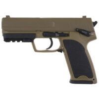 CYMA CM.125 AEP Airsoft Pistole Komplettset (tan)