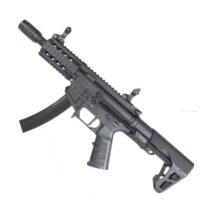 King Arms AG-229 SAEG Airsoft Maschinenpistole schwarz