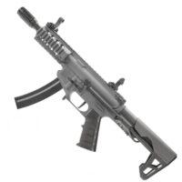 King Arms AG-229 SAEG Airsoft Maschinenpistole grau