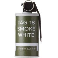 Taginn M18 Paintball / Airsoft Rauchgranate mit Kipphebel (USA)