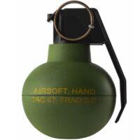 Taginn TAG-67 Paintball / Airsoft Splittergranate mit Kipphebel (USA)