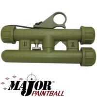 Major Paintball M12-TR Paintball Mine / Remote Sprengfalle