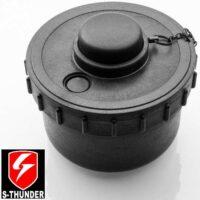 S-Thunder Paintball Pulver / Powder Landmine (schwarz)
