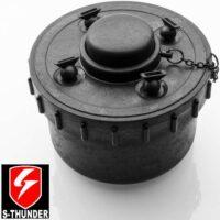 S-Thunder Paintball Wasser / Farbe Landmine (schwarz)