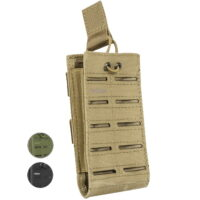 Valken Multi Rifle Single Magazin Tasche - Laser Cut