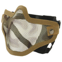 Paintball / Airsoft Face Mask C.O.D. Style (Desert Camo)