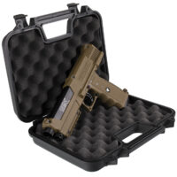 Paintball Markierer Koffer für Pistolen, Nylon (small, 30cm)