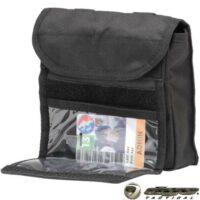 Dye Tactical Admin ID Molle-Tasche 2.0 (schwarz)