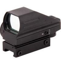 HDR33A Compact Green/Red Dot Visier (20mm Rail) - schwarz