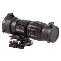 Red Dot Magnifier / Visiervergrösserung (klappbar)