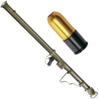 Paintball / Airsoft Bazooka / Panzerfaust 40mm Granatwerfer