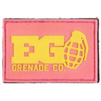 Enolagaye Klett-Patch (Enolagaye Logo) pink