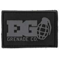Enolagaye Klett-Patch (Enolagaye Logo) schwarz