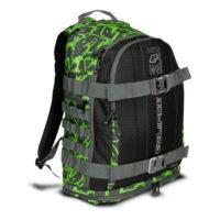 Planet Eclipse GX2 Gravel Bag Molle Paintball Rucksack (Fighter grün)