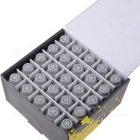 Taginn FATE MK2 36mm Granaten mit Aufschlag- & Zeitzünder (25 Stück Big Pack)