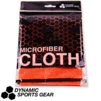 DSG Paintball Microfasertuch / Maskentuch 30x30cm (orange)
