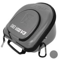 Exalt Carbon V3 Lens Case / Maskenglas Box Limited Edition (grau/grau)
