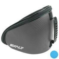 Exalt Carbon V3 Goggle Case / Maskenbeutel Limited Edition (grau/blau)