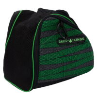 Bunkerkings Supreme Goggle Bag (Lime Laces)