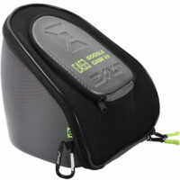 Exalt Carbon V3 Goggle Case / Maskenbeutel Limited Edition (grau/lime)