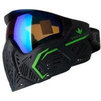 BunkerKings CMD / Command Paintball Maske LTD Edtion (Black Acid)