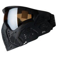 BunkerKings CMD / Command Paintball Maske LTD Edtion (Black Carbon)