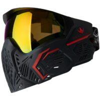 BunkerKings CMD / Command Paintball Maske LTD Edtion (Black Demon)