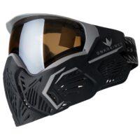 BunkerKings CMD / Command Paintball Maske LTD Edtion (Black Panther)