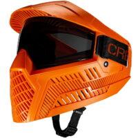 Carbon OPR Paintball Maske (Orange)