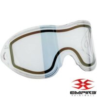 Empire Vents/E-Flex Paintball Thermal Maskenglas (HD Gold)