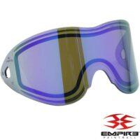 Empire Vents/E-Flex Paintball Thermal Maskenglas (Purple Mirror)