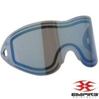 Empire Vents / E-Flex Paintball Thermal Maskenglas (blue Mirror)
