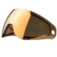 HK Army KLR / SLR Thermal Paintball Maskenglas (Prestige Gold Mirror)