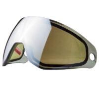 HK Army KLR / SLR Thermal Paintball Maskenglas (Mirage Chrome Mirror)