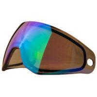 HK Army KLR / SLR Thermal Paintball Maskenglas (Aurora Green Mirror)