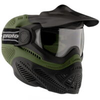 Proto Switch FS Paintball Thermal Maske (Oliv)