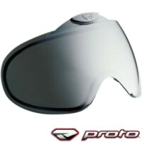 Proto Switch EL Paintball Masken Thermal Glas (Chrome Mirror)