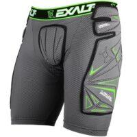Exalt FreeFlex Paintball Slide Short (grau/grün)