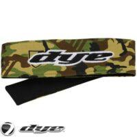 DYE C14 Paintball Head Band/Head Tie (Commando)