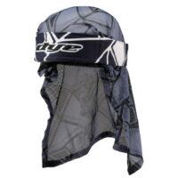 Dye Paintball Head Wrap (Infused - Navy/Black/Grey)