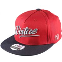 Virtue Paintball Flex Fit Hat (Red - Patriot All-Star)